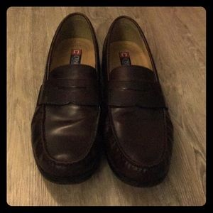 Comfortable Men's Dress Shoes (Cherry 🍒 Brown)